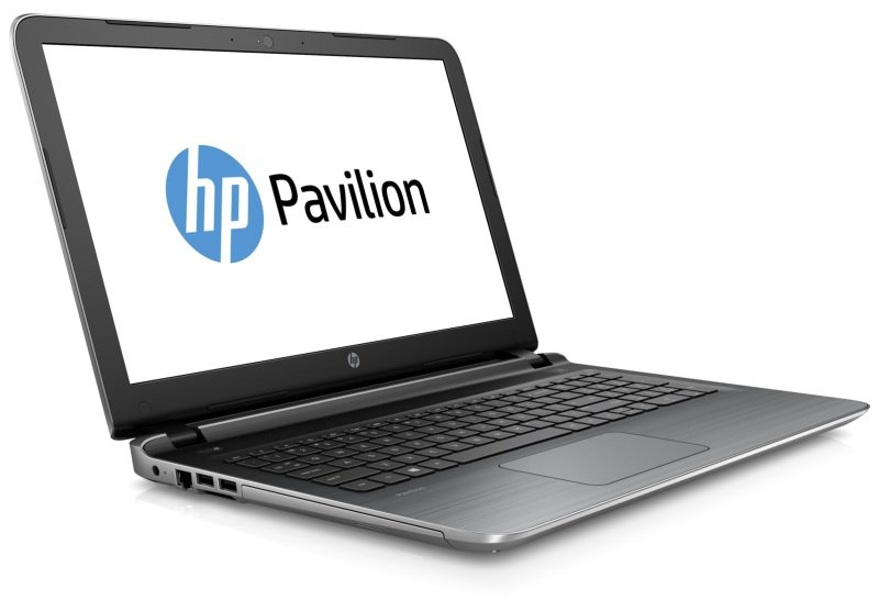 "HP Pavilion 15-ab106na Laptop, Intel A10-8700P APU 1.8 GHz, 4GB RAM, 2TB HDD, 15.6"" LED, DVDRW, AMD R6, WIFI, Bluetooth, Windows 10 Home 64bit"